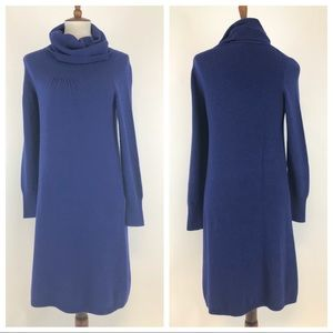 Banana Republic Luxury Cashmere Sweater Dress